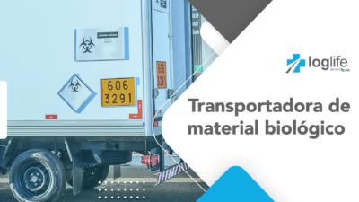 Como escolher uma transportadora de material biológico
