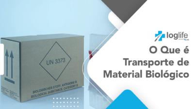 O Que é Transporte de Material Biológico