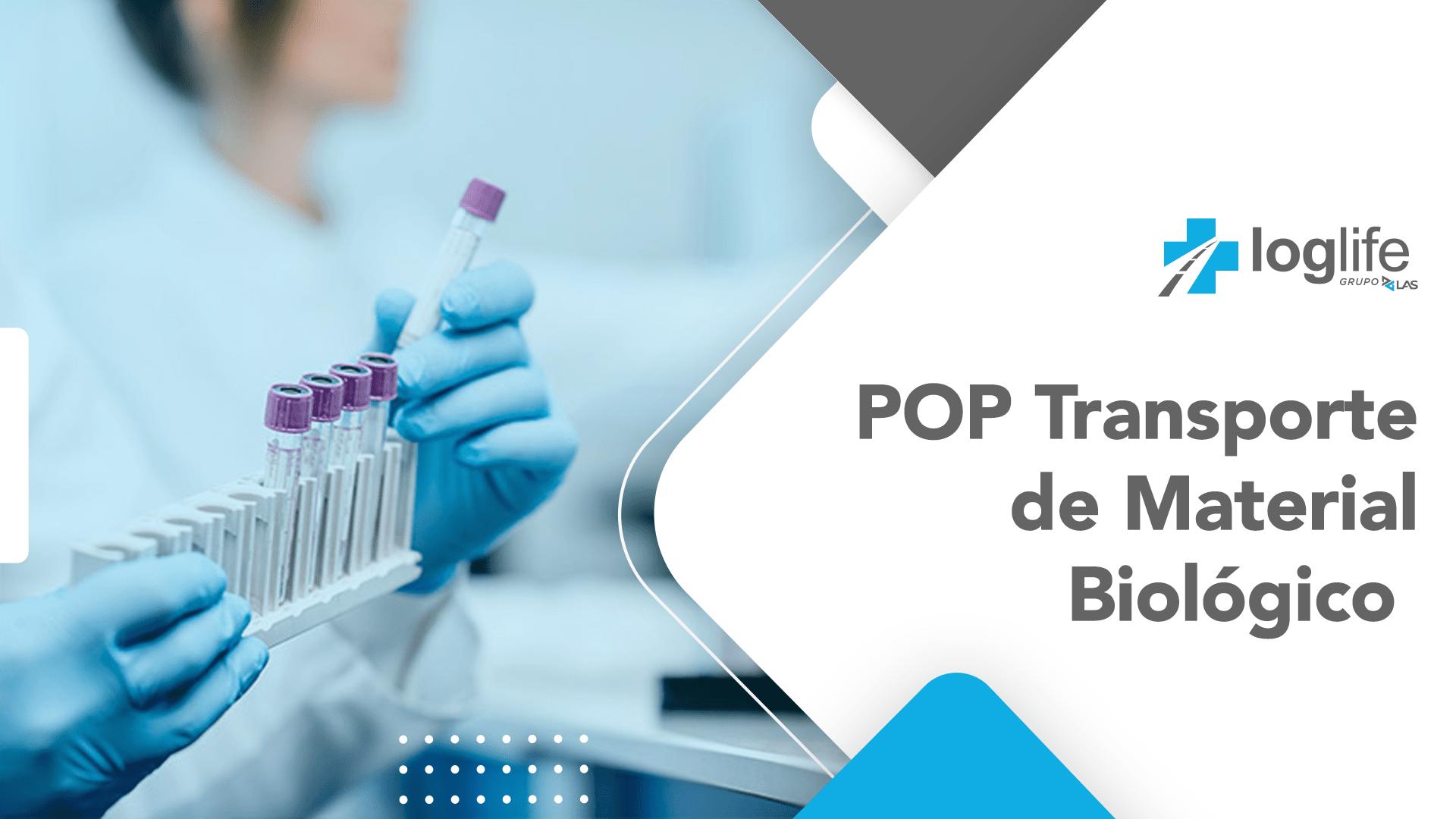 POP de Transporte de Material Biológico