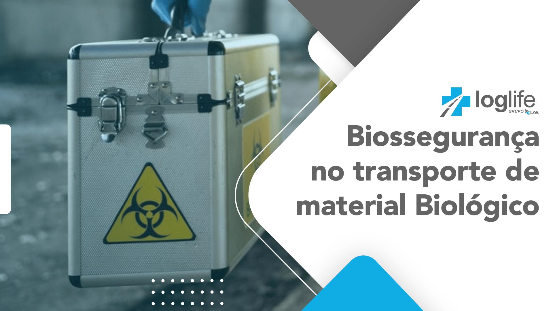 Biossegurança no transporte de material biológico